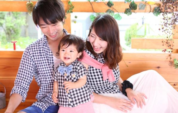 家族の大切な思い出づくり「家族写真」