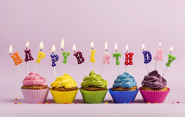 毎年のお祝い「お誕生日」